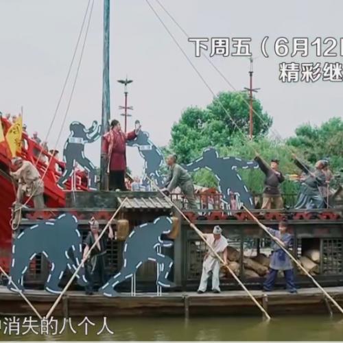 《奔跑吧4》全明星阵容穿越到了开封清明上河园