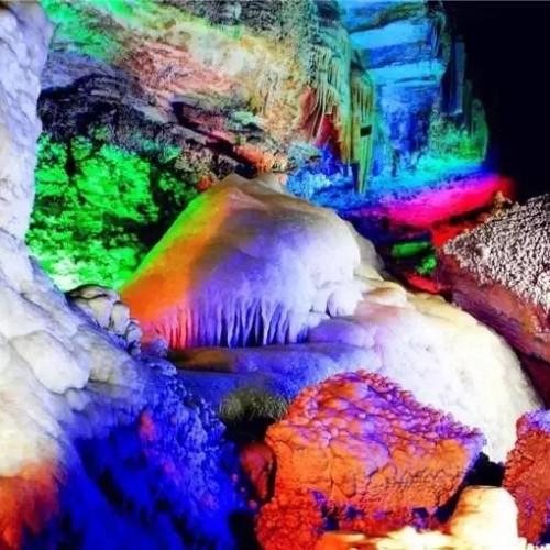 浮戏山雪花洞景区带您寻找成长路上遗失的美好