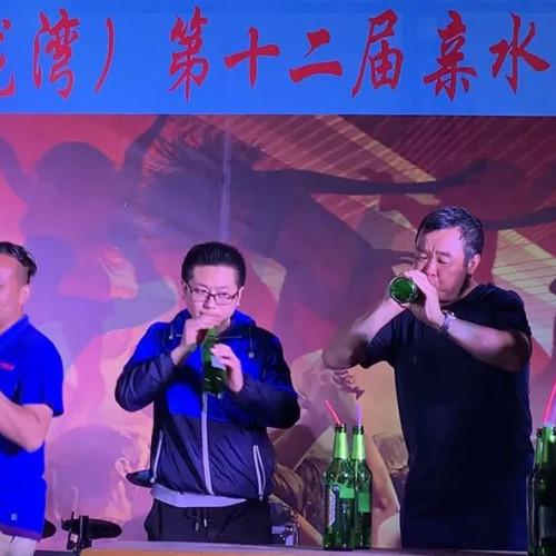 中国中西部(双龙湾)第十三届亲水狂欢节即将开幕