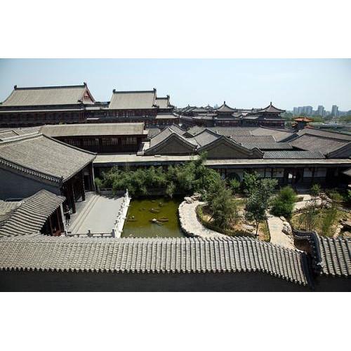 杨柳青古镇石家大院及各景点7月1日恢复开放