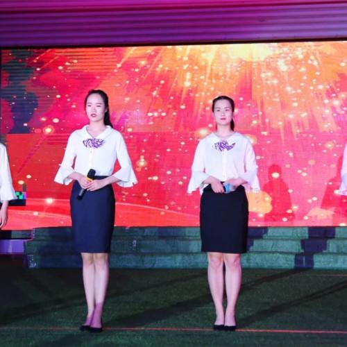 老君山文旅集团庆祝中国共产党建党99周年诗歌朗诵会成功举办