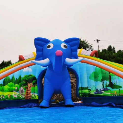 天上王城水上乐园隆重开业,给你夏季凉爽好去处