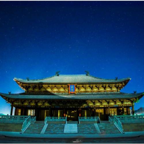 中华文明的源头--高平炎帝陵