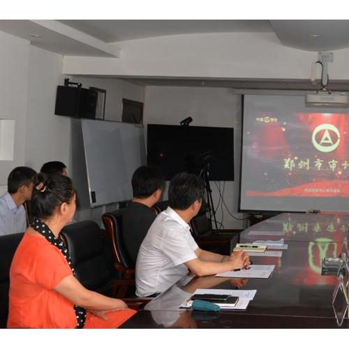 以考促建 持续推进平安建设深入开展—郑州市审计局迎接市2019年度平安建设先进单位考核