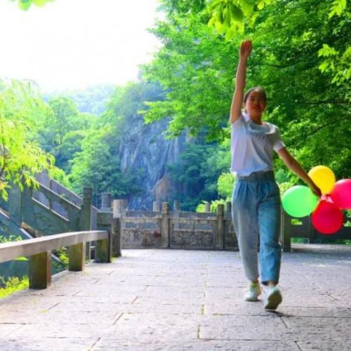 """金丝峡""""八一""""建军节当天对全国退役军人推出免费游景区活动"""