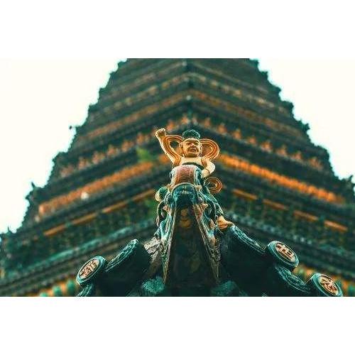 """夏暑夜游清凉地——""""广胜寺风景名胜区"""""""