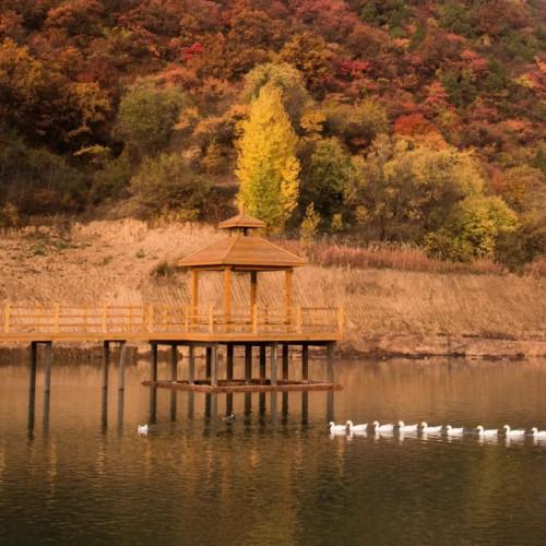 人祖山最惬意的旅游时节到了