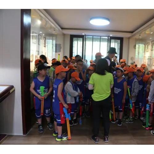 蟒河通过寓教于乐的方式增长孩子们的知识,丰富眼界