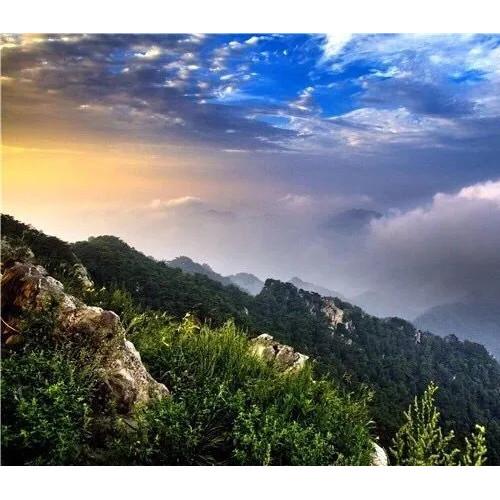 盛夏光年,来沂蒙山龟蒙景区赴一场山与水的约会吧