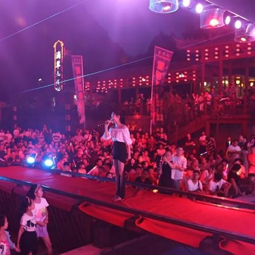 老君山观海避暑节之似水年华民谣音乐节,本周六温情来袭