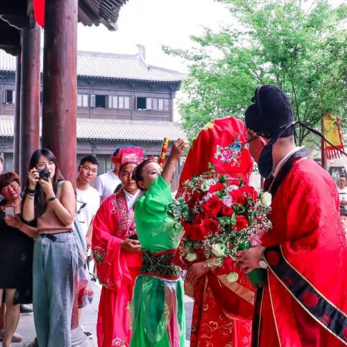 去朱仙镇启封故园度过最浪漫的一天,做最浪漫的事