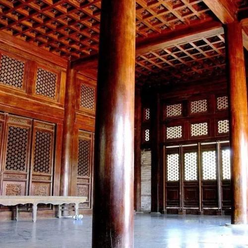 道光慕陵:最大的雕龙金丝楠木殿