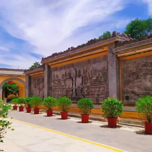 金秋时节在陕州地坑院进行一场惬意的旅行