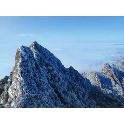 冬季游老君山 最详细的旅游攻略