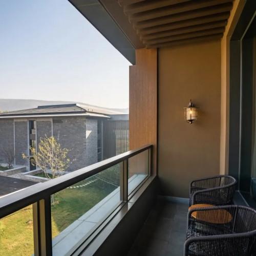 尼山宾舍酒店以全新构想,打造无与伦比的冬日度假
