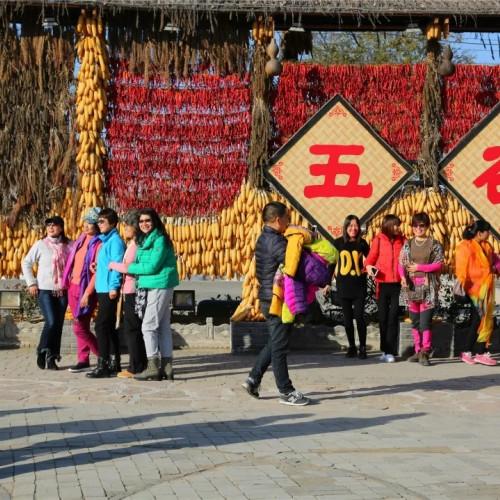 时光流传,乡情乡愁,陕州地坑院总是令人魂牵梦绕