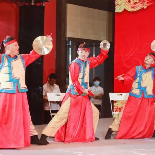 国家AAAAA级景区皇城相府精彩亮相(杭州)博览会