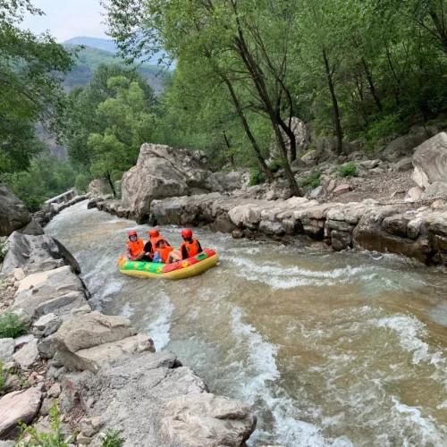 抓住专属于夏季的美好,到太行大峡谷来一场夏日戏水之旅