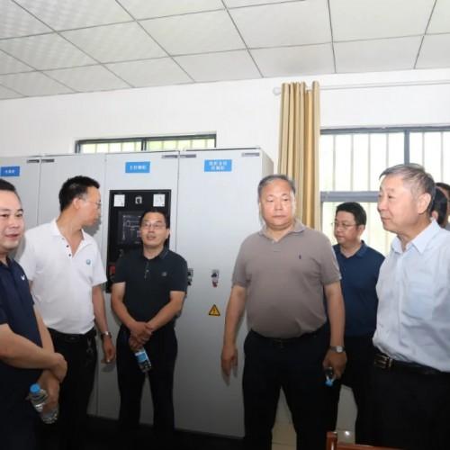 市场监督管理总局一行到老君山景区开展特种设备安全专项检查