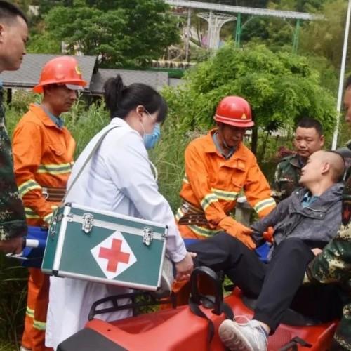 鸡冠洞景区为干部员工开展消防安全培训
