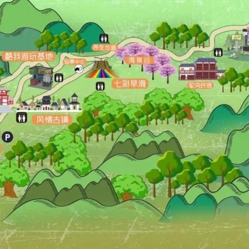 """这个十月让我们再次相聚长寿山,用一个小长假""""潮拜生活"""""""